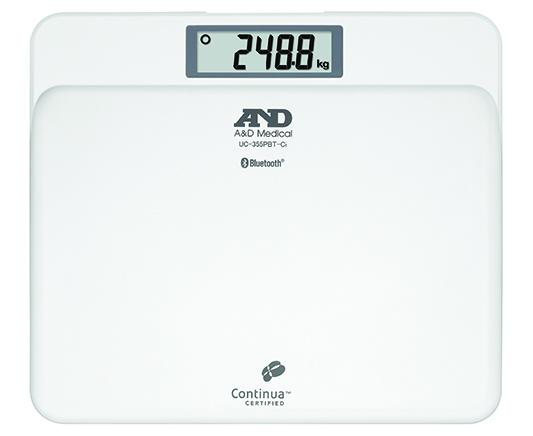 UC-355 Precision Personal Health Scale