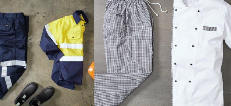 workwear Melbourne